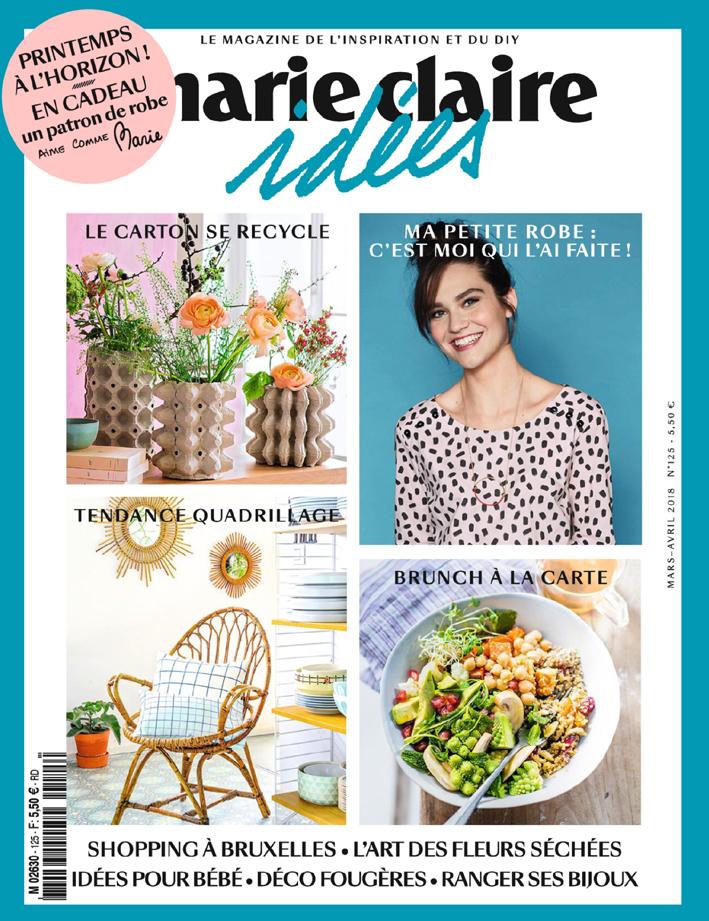 Marie Claire Idées Mars 2018