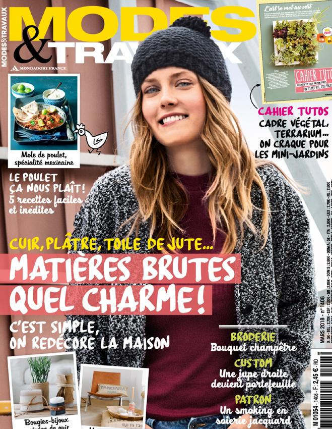 Marie Claire Idées Janvier 2018